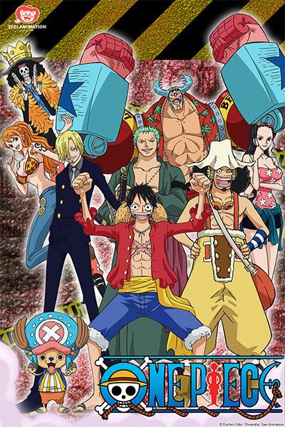 L'animé One Piece arrive sur Crunchyroll !