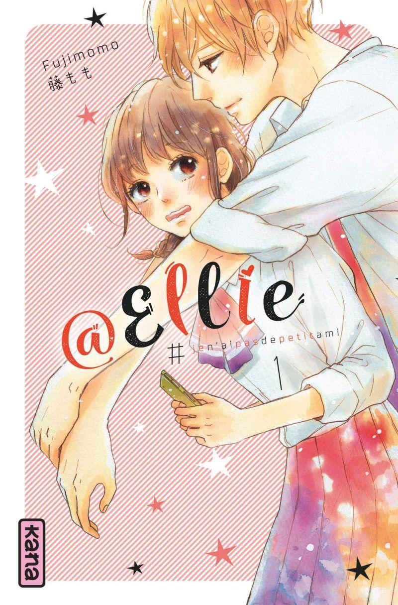 Le manga @Ellie se termine dans 3 chapitres au Japon