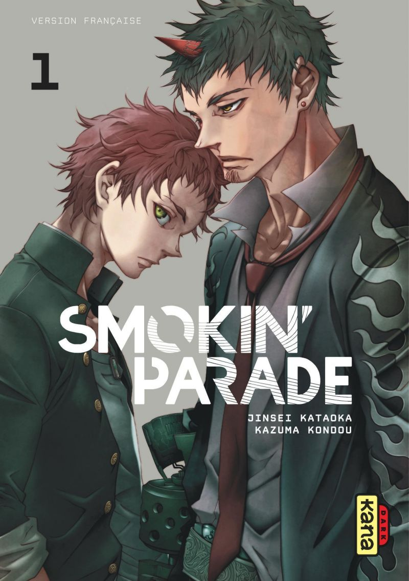 Le manga Smokin' Parade entre dans son arc final