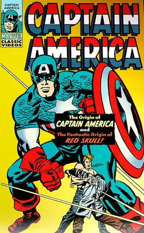 Retour vers le passé :  The Marvel Super Heroes - Captain America (1966)