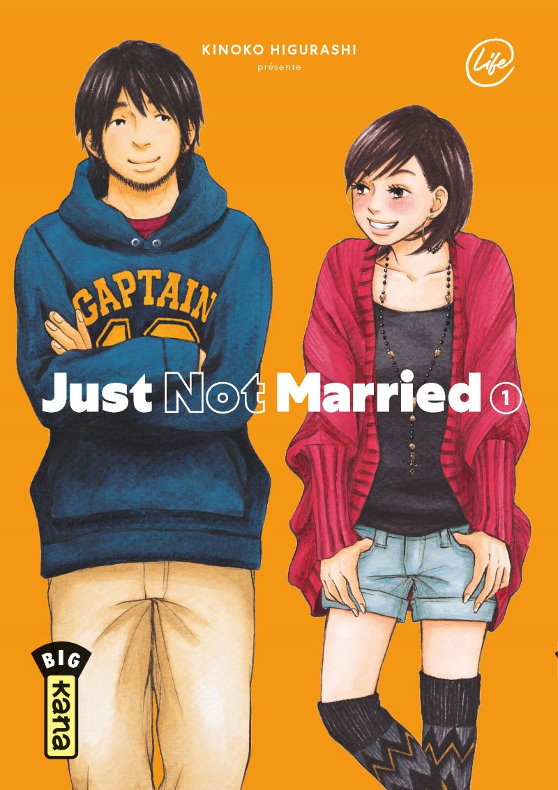 Lecture en ligne : Just Not Married