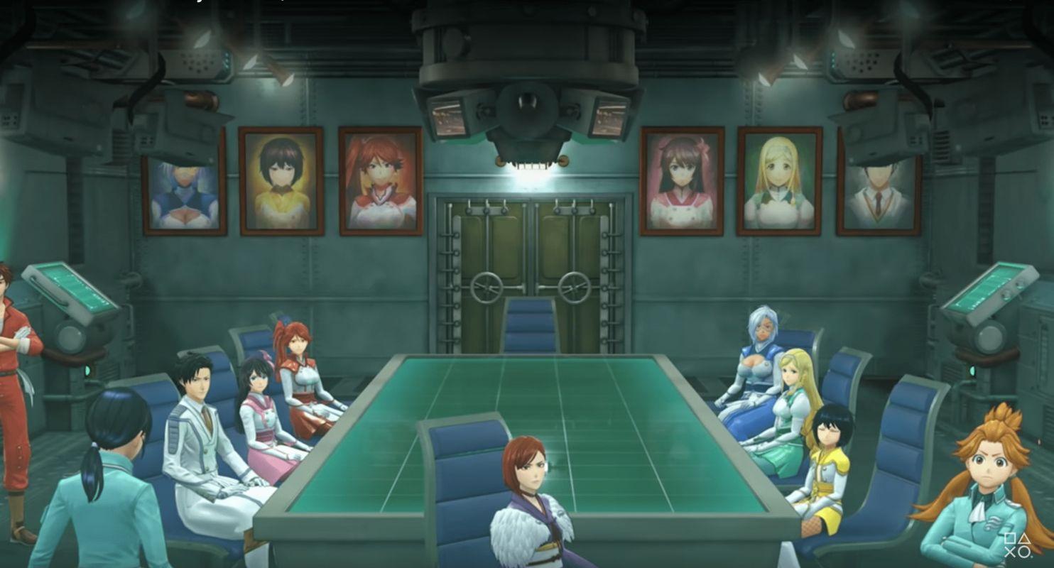 Un trailer d'histoire pour le nouveau jeu Sakura Wars !