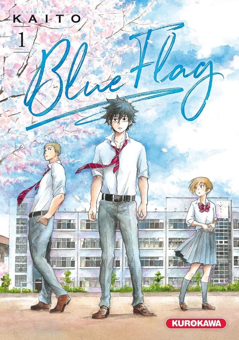 Le manga Blue Flag se termine