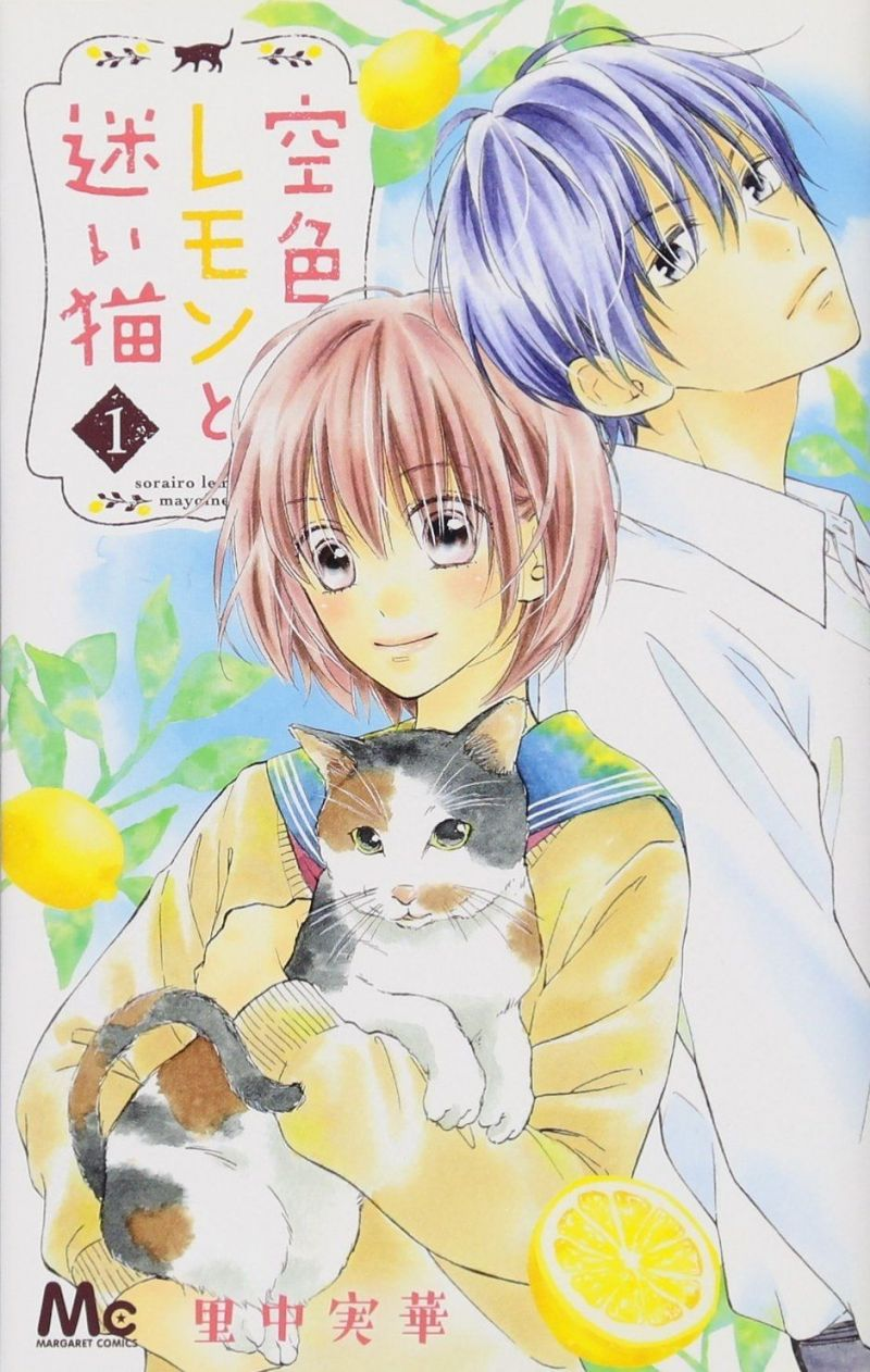 Stray Cat and Sky Lemon chez Soleil Manga
