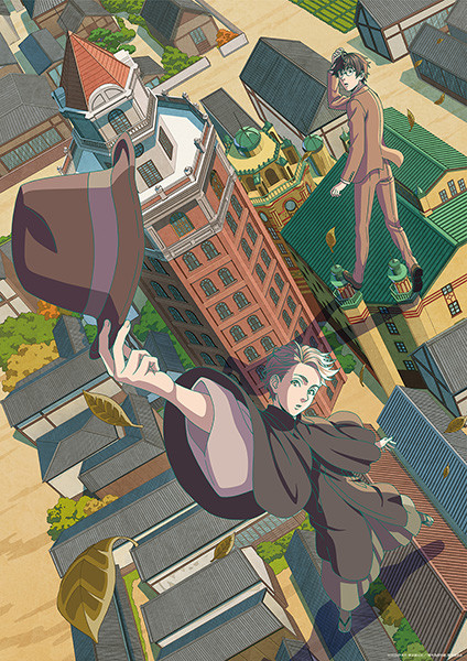 Un nouveau trailer pour l'animé Kitsutsuki Tantei-Dokoro
