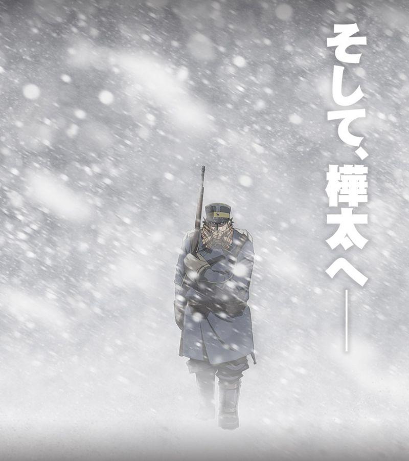 Un premier teaser pour la saison 3 de l'animé Golden Kamui !