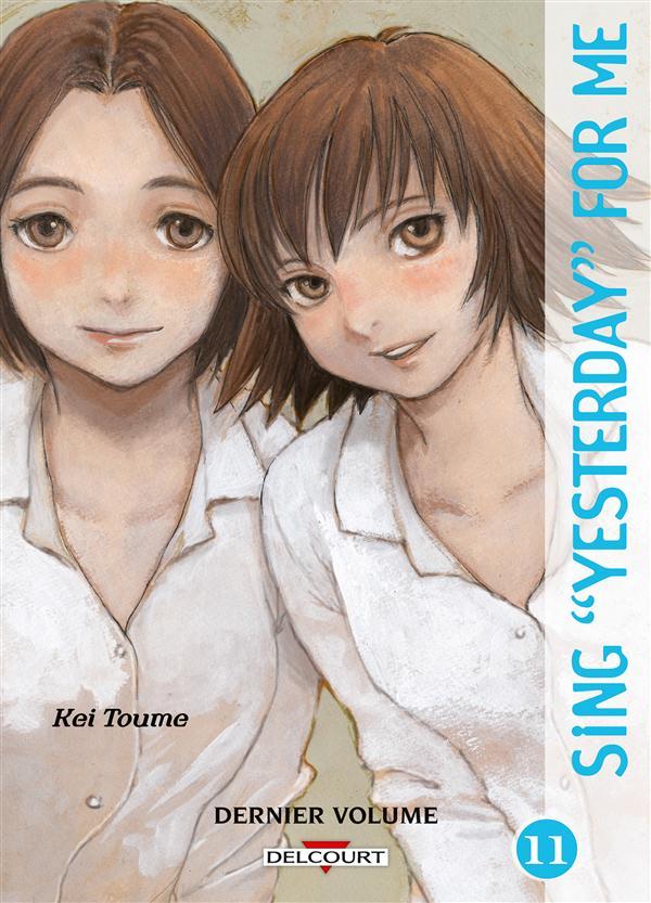 Un chapitre spécial pour le manga Sing Yesterday for Me !