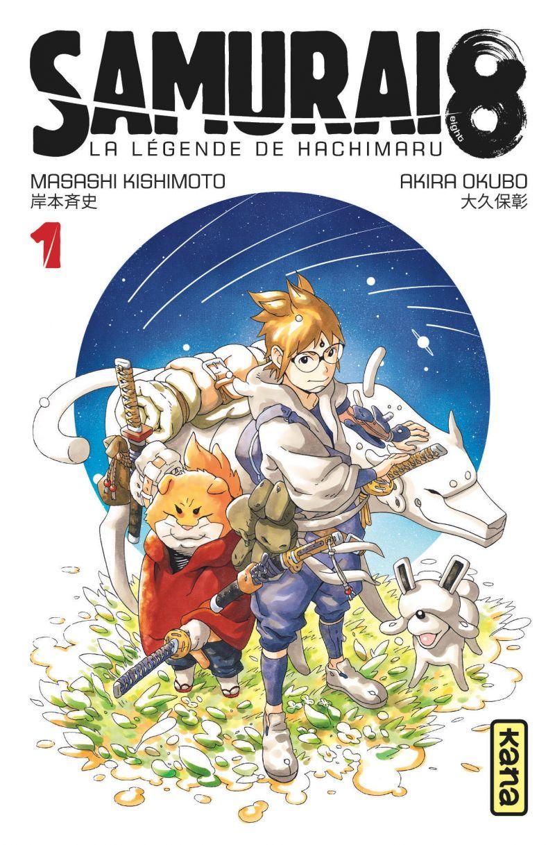 Le manga Samurai 8 se termine déjà