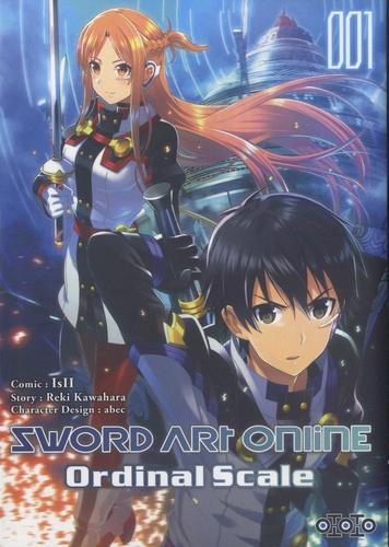 Le manga Sword Art Online - Ordinal Scale se termine au Japon