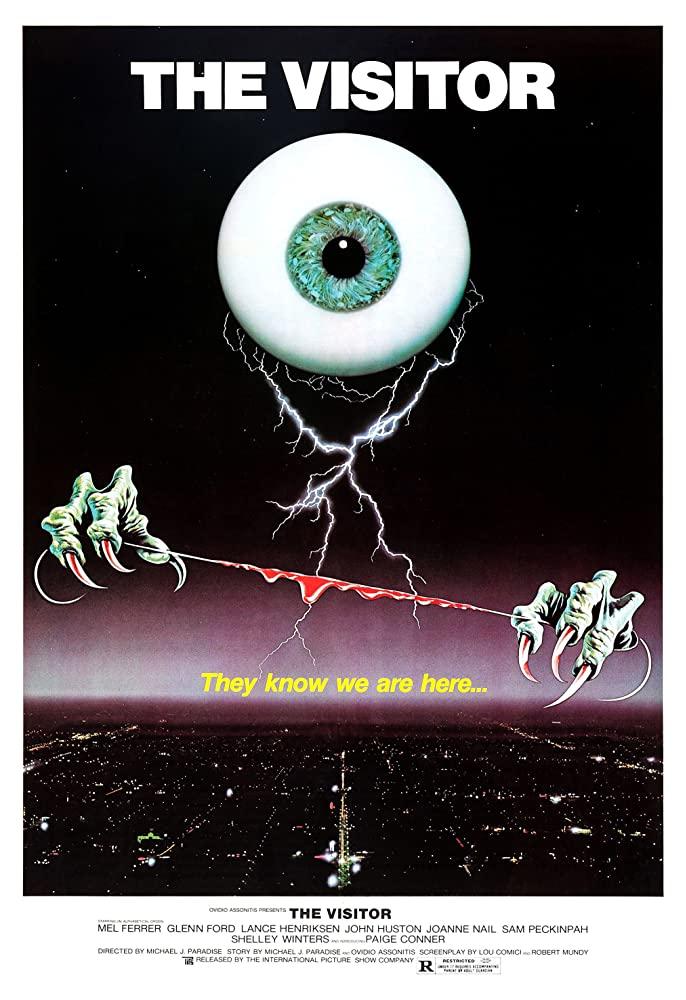 Retour vers le passé :  The Visitor (1979)