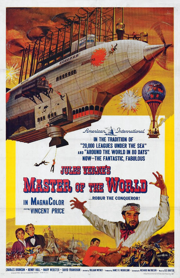 Retour vers le passé :  Le Maître du Monde (1961)