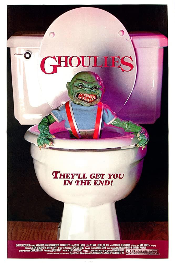 Retour vers le passé :  Ghoulies (1984)