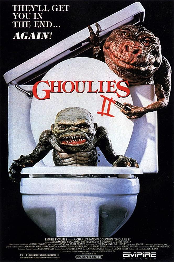 Retour vers le passé :  Ghoulies II (1987)