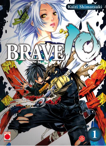 Un nouveau spin-off pour le manga Brave 10 !
