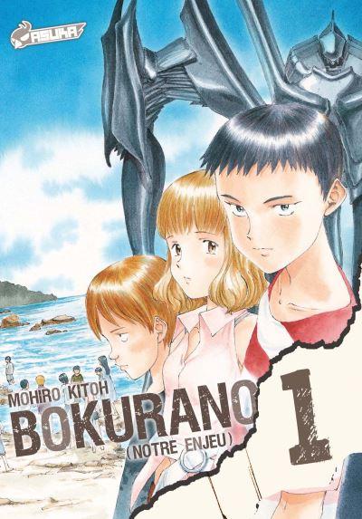 Un nouveau chapitre pour le manga Bokurano !