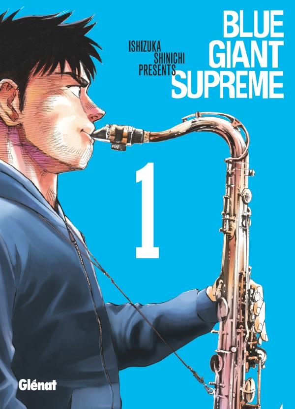 Le manga Blue Giant Supreme se termine au Japon