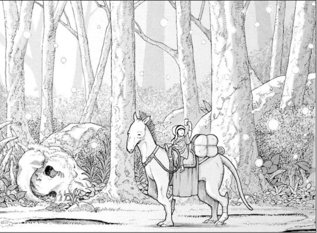 Un nouveau manga par Makoto Isshiki