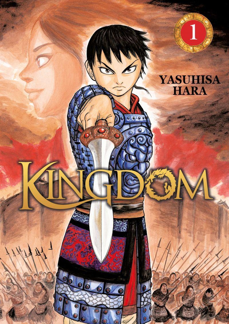 Le manga Kingdom entre en pause !
