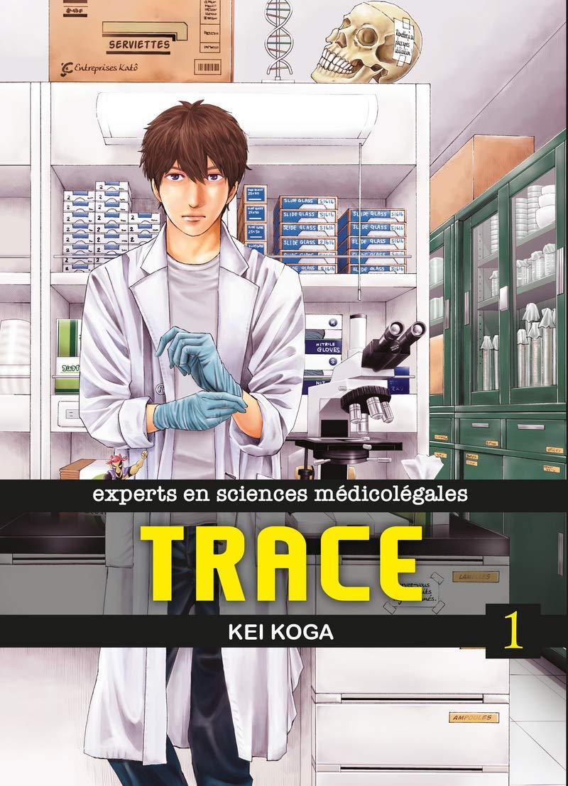 Le manga Trace entre en pause au Japon
