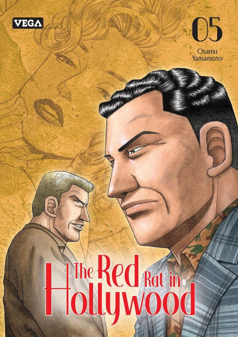 Le manga The Red Rat in Hollywood entre dans son arc final