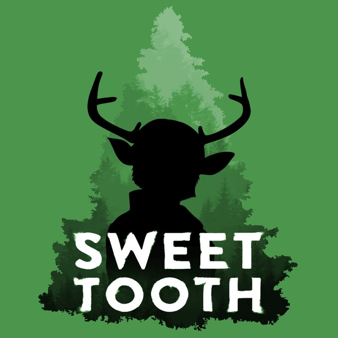 Une série TV pour Sweet Tooth