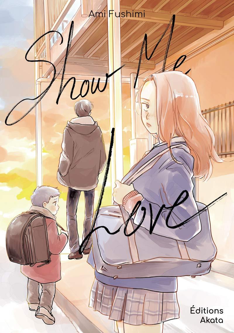 Découvrez les premières pages du one-shot Show Me Love !