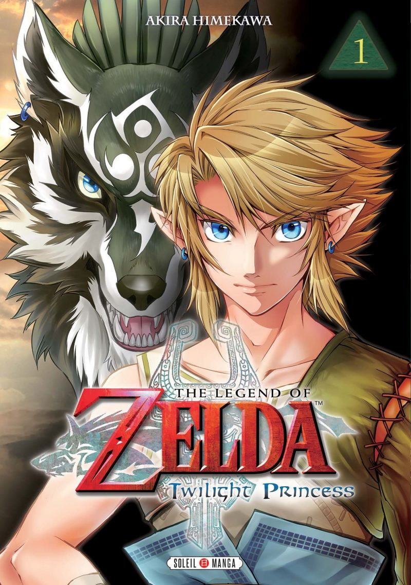 Le manga The Legend of Zelda - Twilight Princess entre dans son arc final !