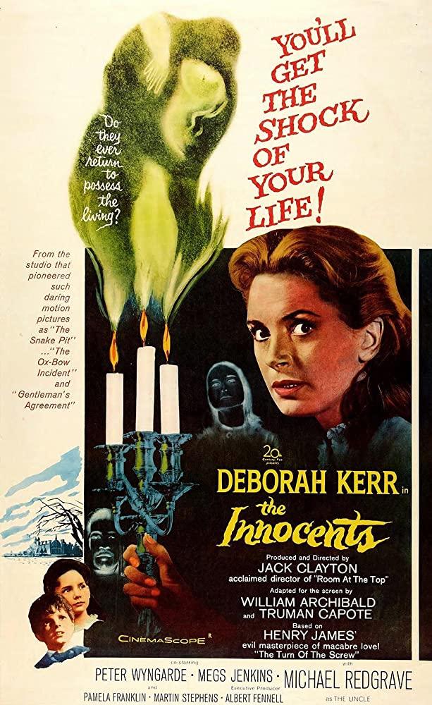 Retour vers le passé :  Les Innocents (1961)
