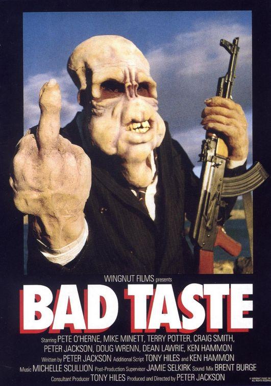 Retour vers le passé :  Bad Taste (1987)