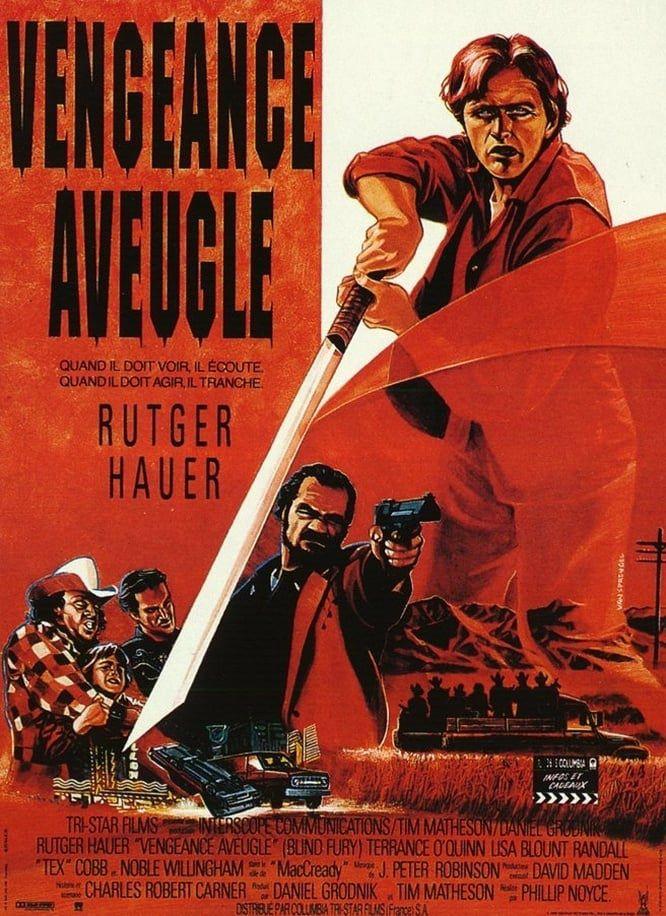 Retour vers le passé :  Vengeance Aveugle (1989)