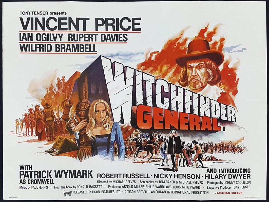 Retour vers le passé :  Le Grand Inquisiteur (1968)