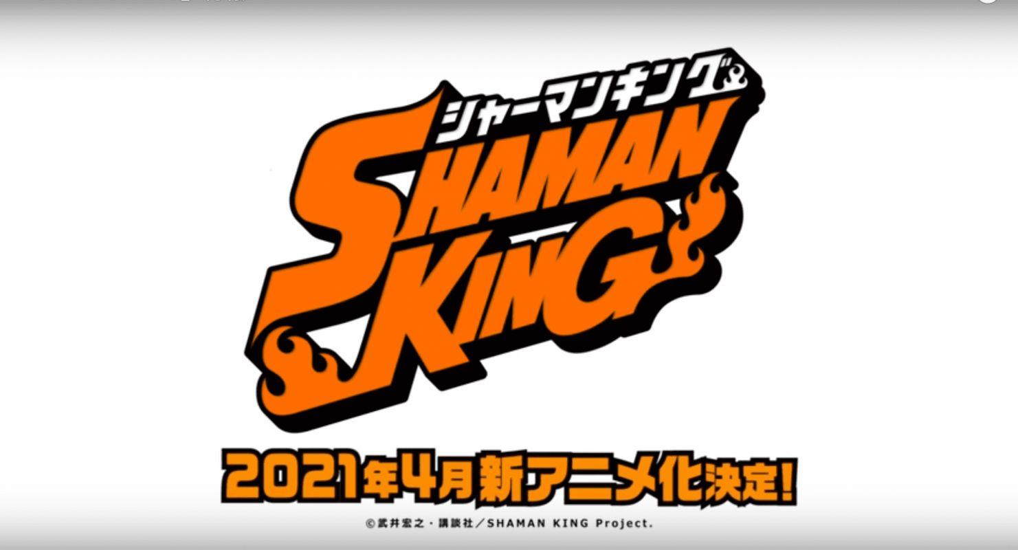 Un nouvel animé pour le manga Shaman King !