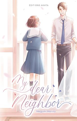 Découvrez les premières pages en ligne du manga My Dear Neighbor !