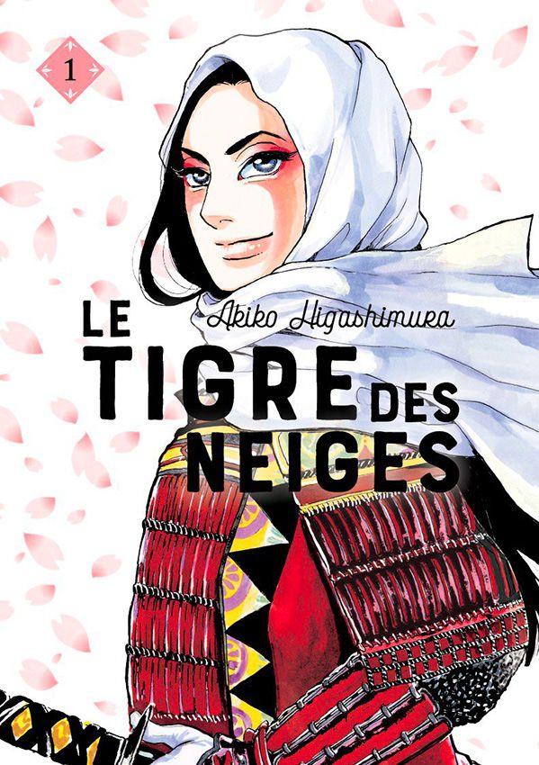 Le manga Le Tigre des Neiges approche de sa fin au Japon !