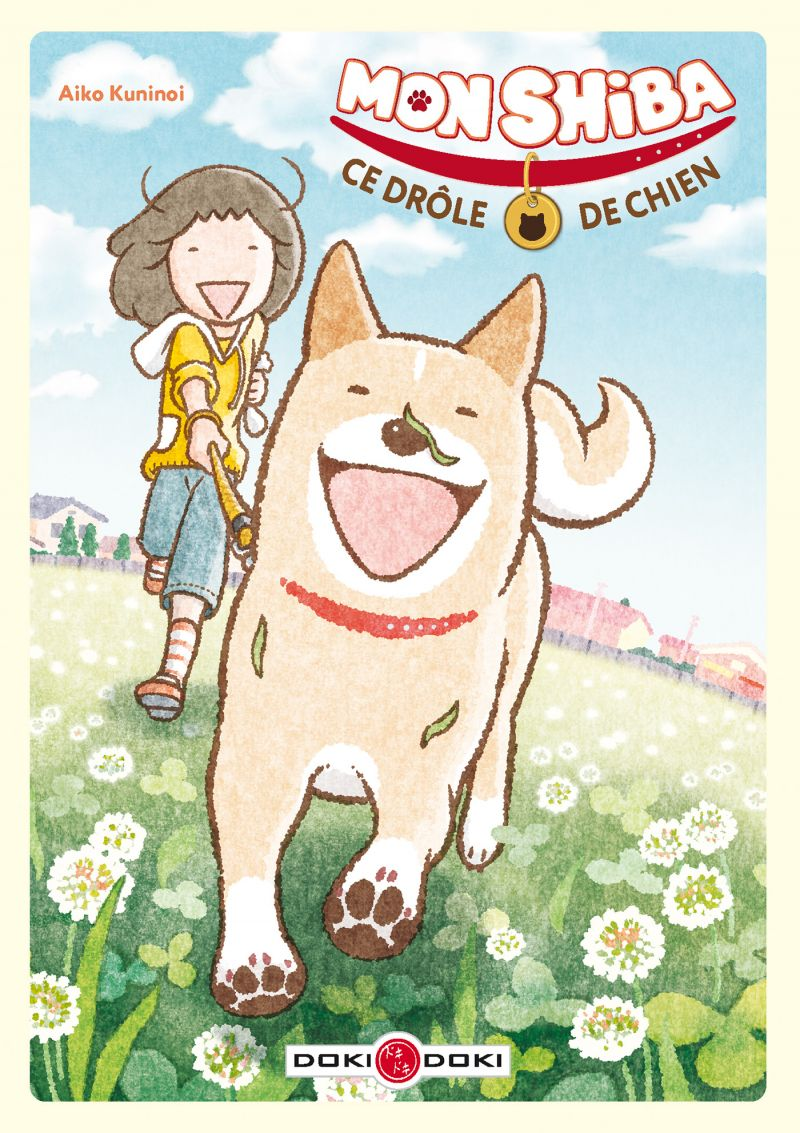 Découvrez les premières pages en ligne du one-shot Mon Shiba, Ce Drôle de Chien !