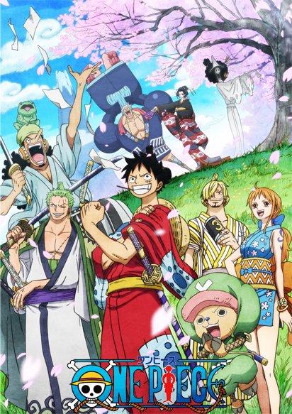 Une date de retour pour l'animé One Piece !