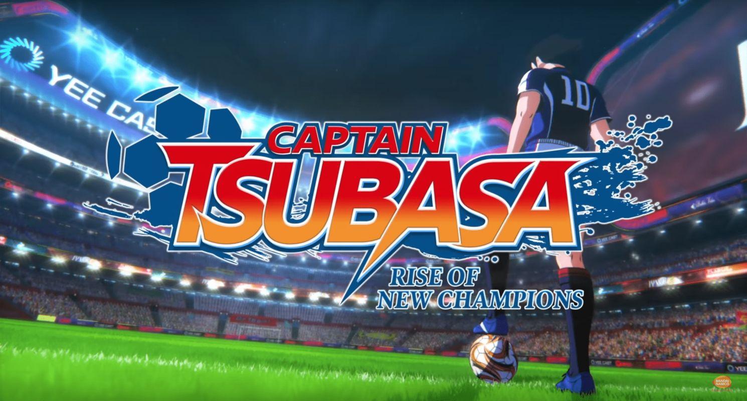 Un gros trailer pour le jeu Captain Tsubasa Rise of New Champions !