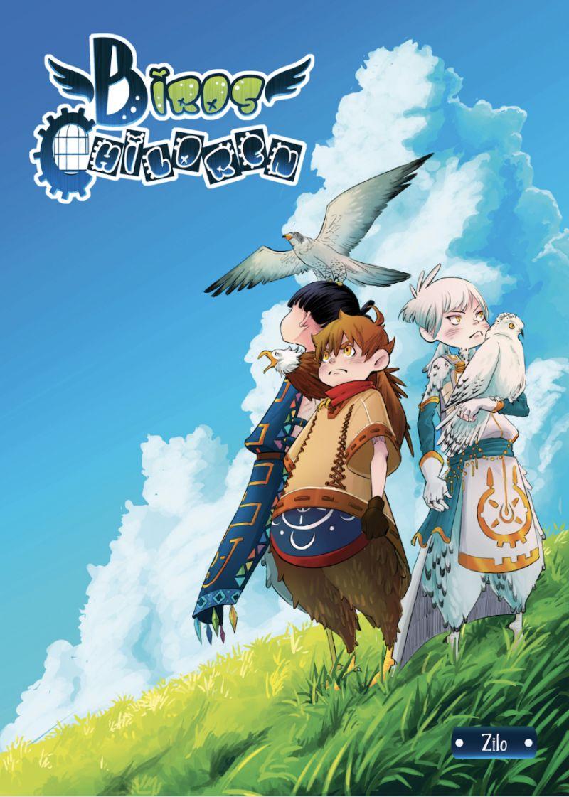 Le palmarès du Tremplin Manga Ki-oon 2020 dévoilé !