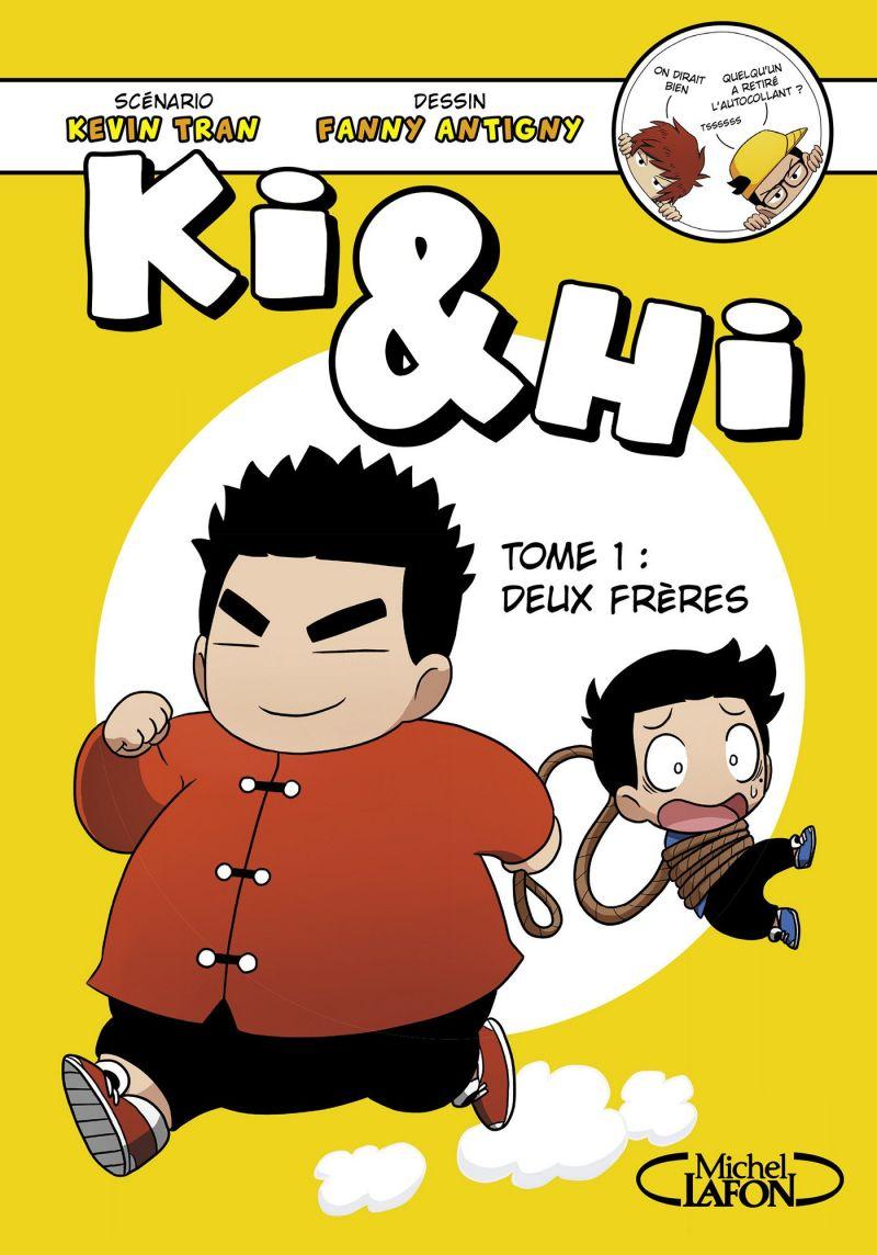 Le manga Ki et Hi se termine