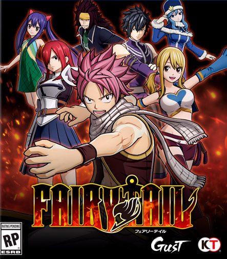 Un nouveau trailer pour le RPG Fairy Tail !