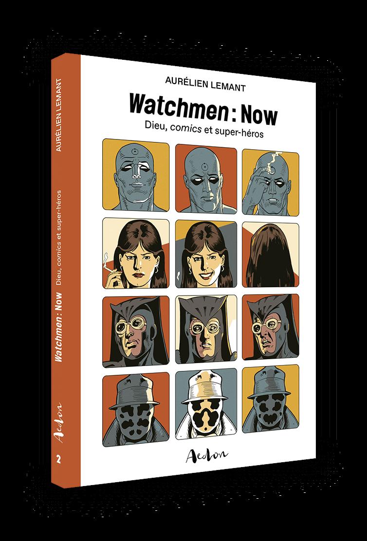 TUMATXA ! - EPISODE 21 : Watchmen Now !!! - Entretien avec Aurélien Lemant