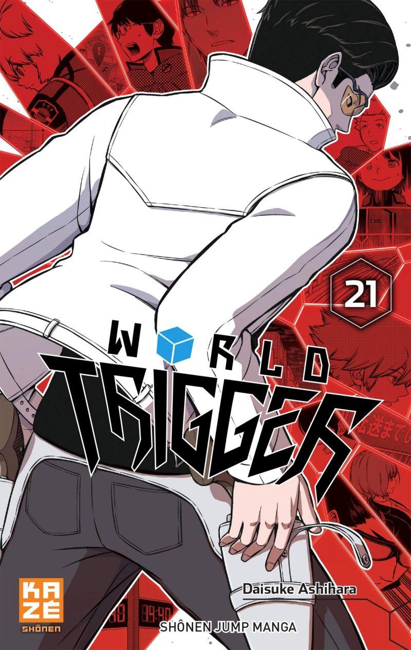 Le manga World Trigger repart en pause