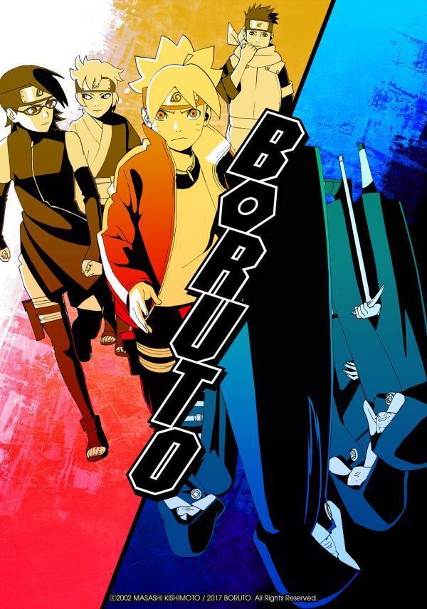 Une date de retour pour l'animé Boruto !