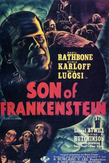 Retour vers le passé :  Le Fils de Frankenstein (1939)