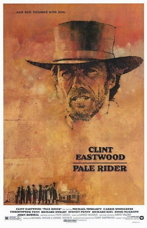Retour vers le passé :  Pale Rider, le cavalier solitaire (1985)
