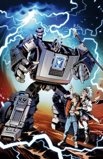 Actu V.O. : Transformers / Back to the Future !