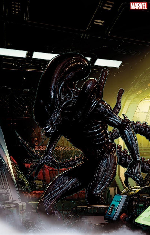 Actu V.O. : Alien & Predator chez Marvel !