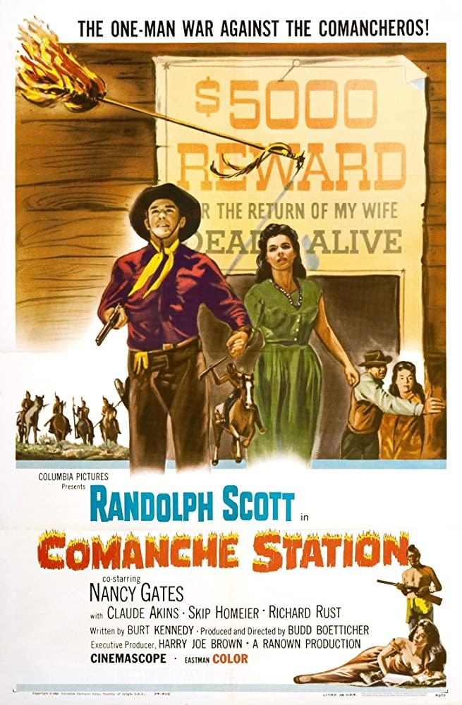 Retour vers le passé :  Comanche Station (1960)