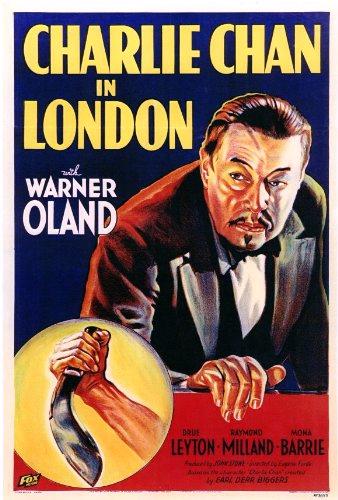 Retour vers le passé :  Charlie Chan à Londres (1934)