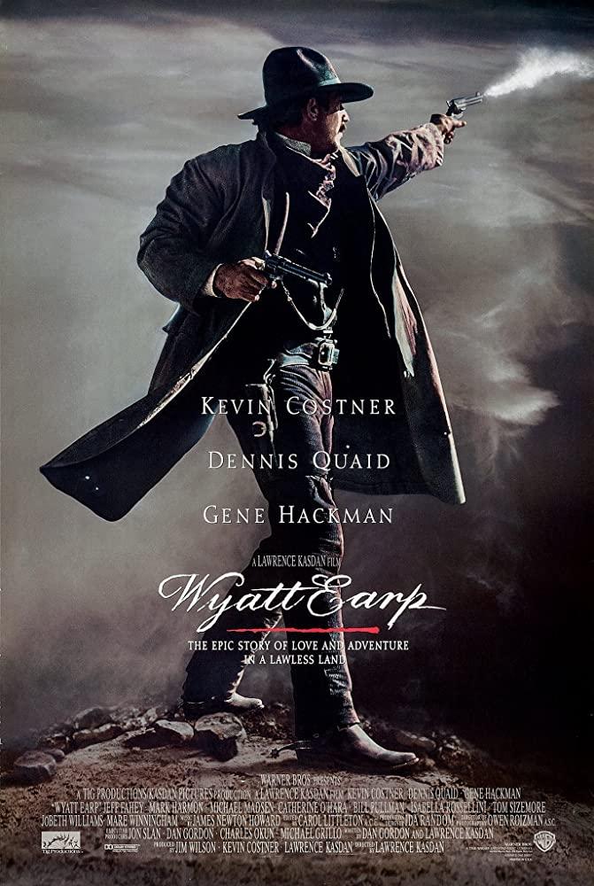 Retour vers le passé :  Wyatt Earp (1994)